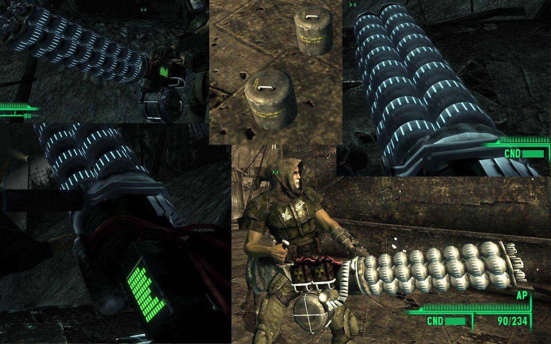 Fallout 3 - плагины и модификации - Материалы Fallout 3 ...: http://mod-game.ru/load/11-13