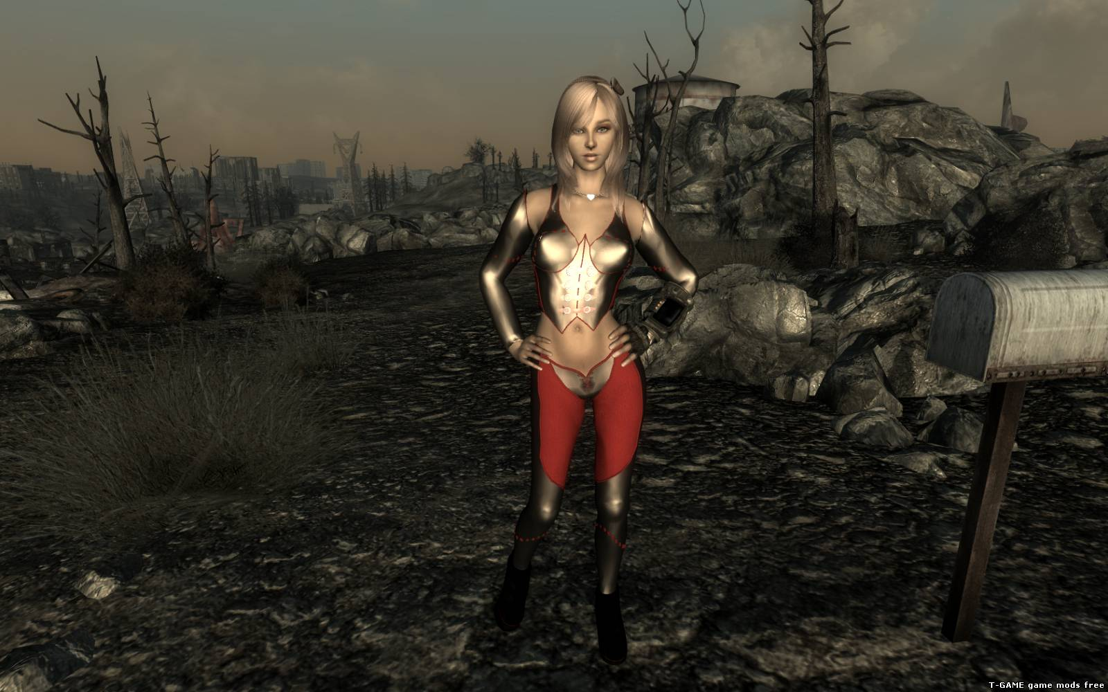 Fallout 3 naked girls mod download hentai movies