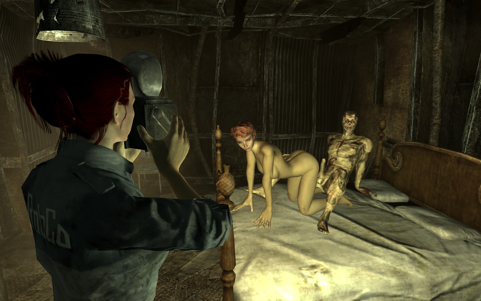 Fallout 3 erotic fanfic erotic photos