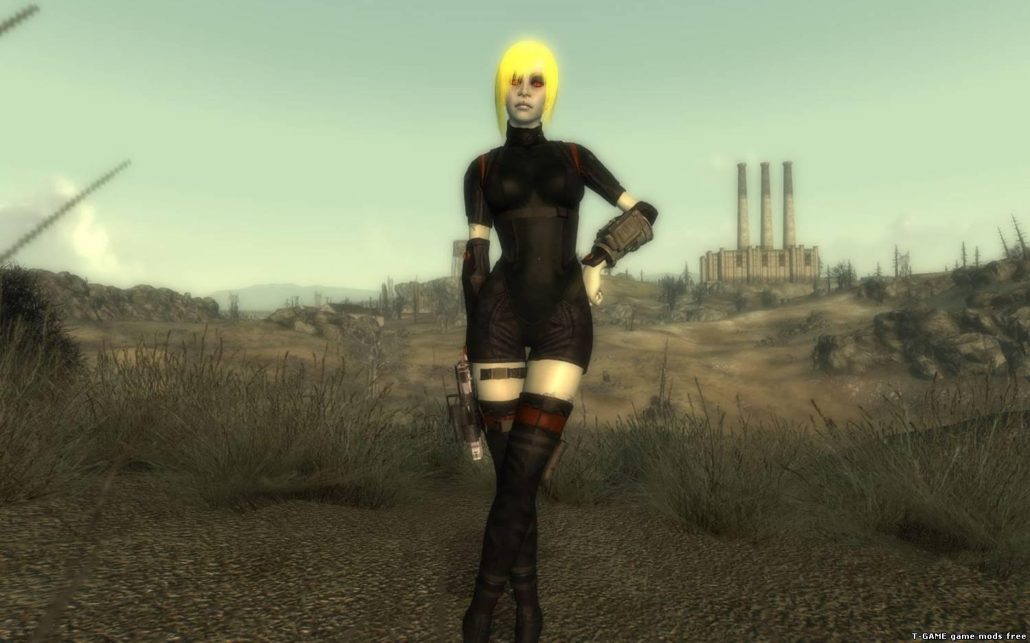 Скачать мод на игру fallout 3
