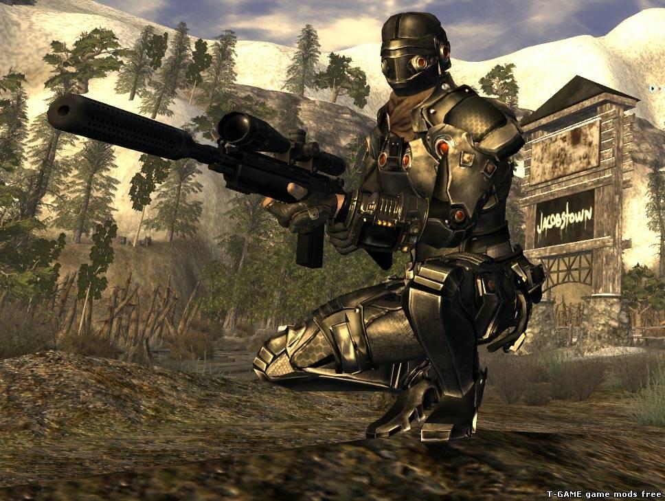 Fallout New Vegas Моды Скачать Глобальные Моды На - фото 3