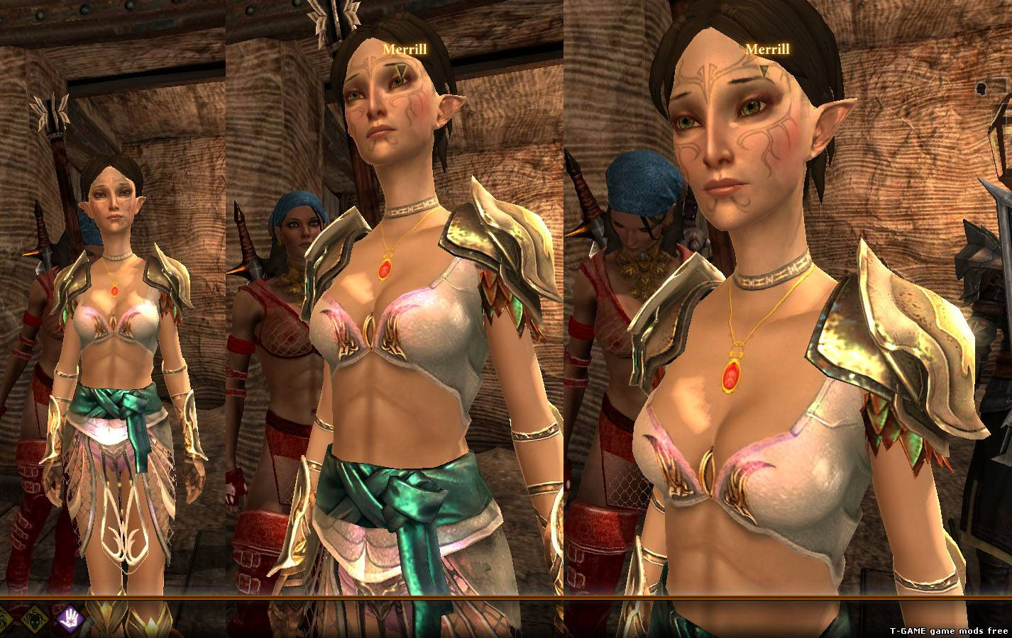 Merrill dragon age nude mod xxx private pussy