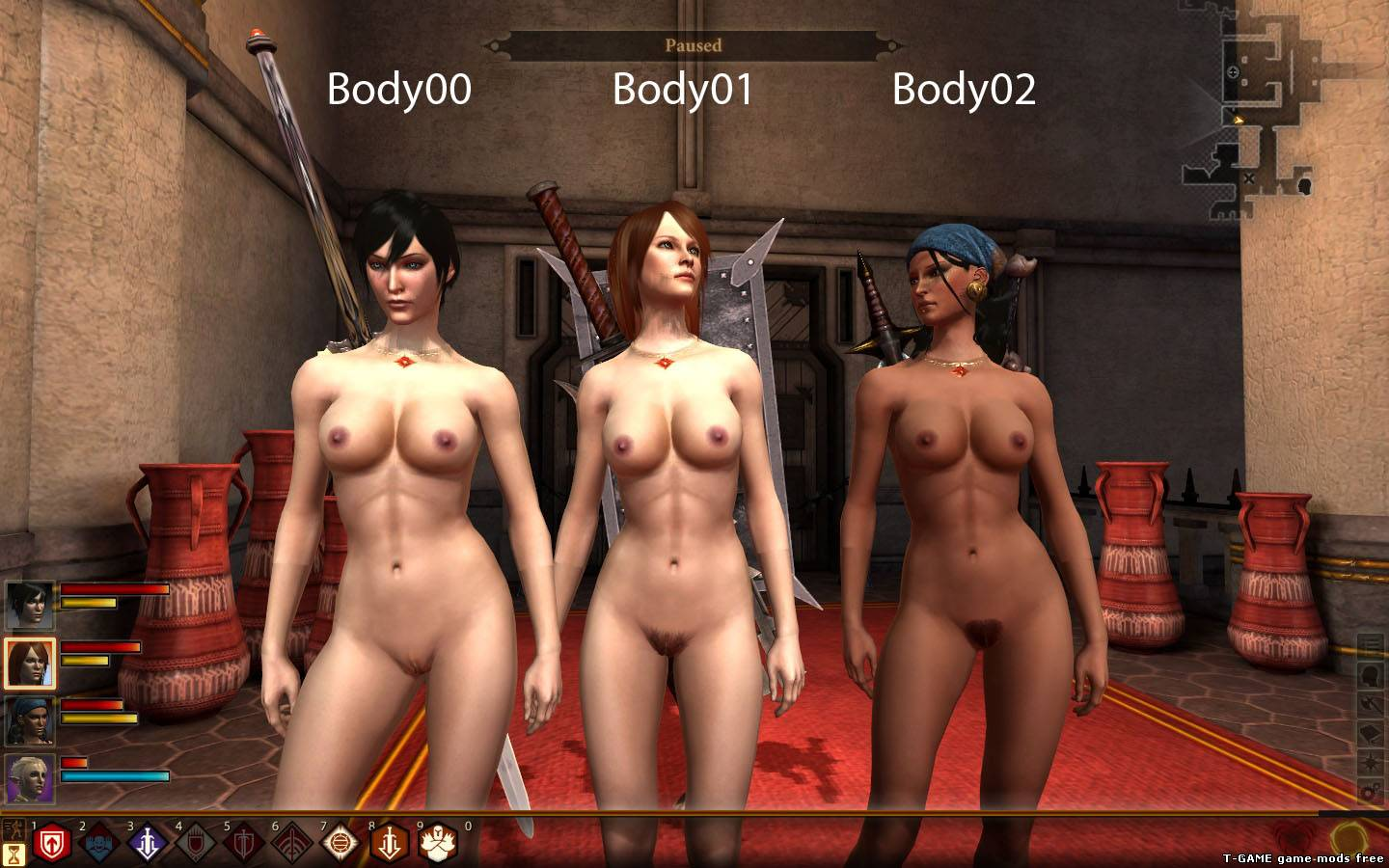 Dragon age nude sex mod fucked photo