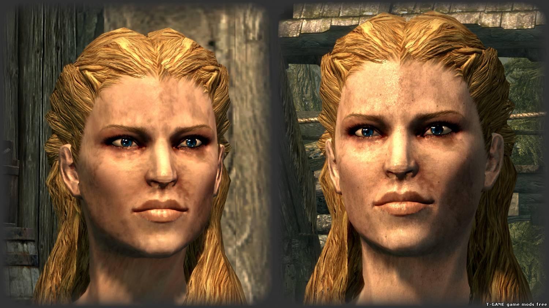 Skyrim, Создание персонажа - TESmagic 6